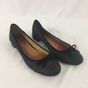 Athena Alexander Black Flats From Nordstrom NWT